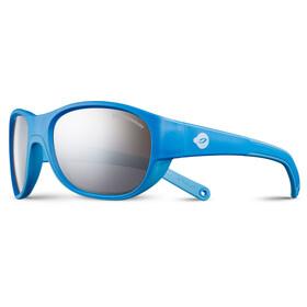 Julbo Luky Spectron 4 Okulary przeciwsłoneczne 4-6 lat Dzieci, niebieski